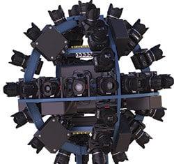 EYE™ VR Camera, Courtesy: 360 Designs