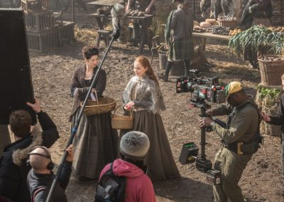 Outlander An American British Television Series