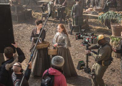 Outlander An American British Television Series