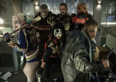 SUICIDE SQUAD: Secrets From the Set