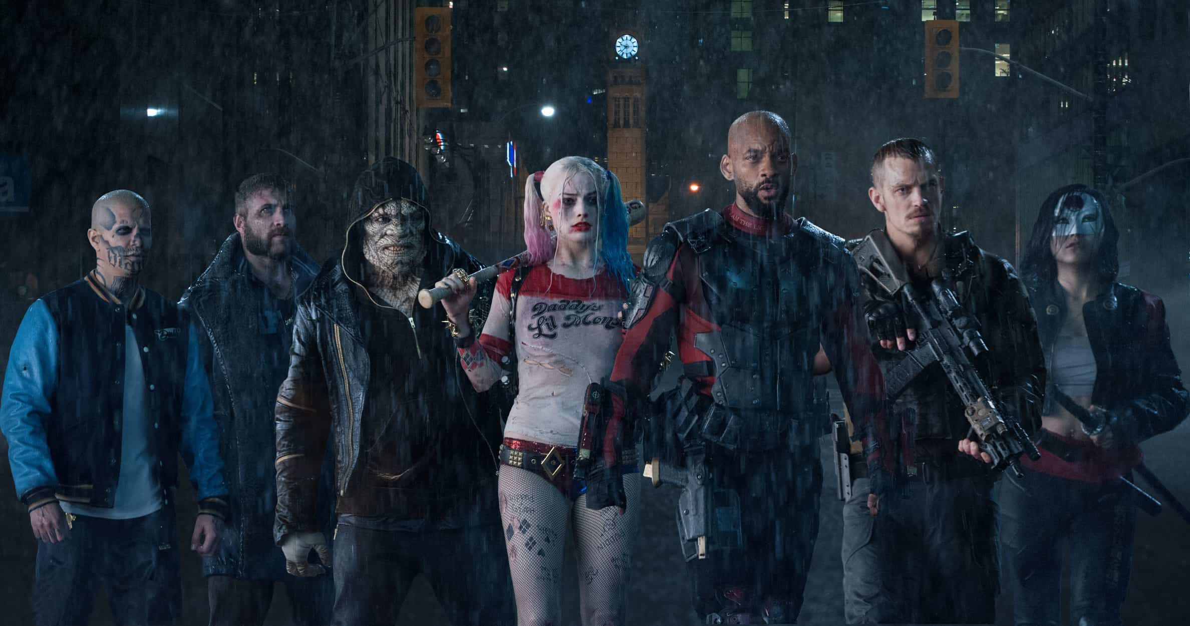 Suicide Squad Secrets From The Set Society Of Camera Operators