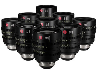 Latest Introductions in Lens Technology for the Cinema Market