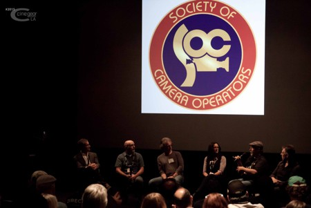 SOC AT CINE GEAR EXPO