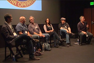 SOC Panel at the 2015 Cine Gear Expo