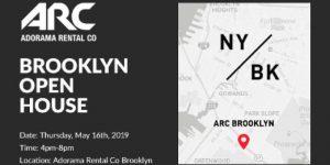 Adorama Rental Company -  Brooklyn Open House @ ADORAMA RENTAL CO. BROOKLYN