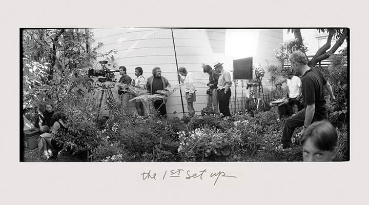Photos from the set of Fearless by Jeff Bridges. © (1992) Jeff Bridges All Rights Reserved