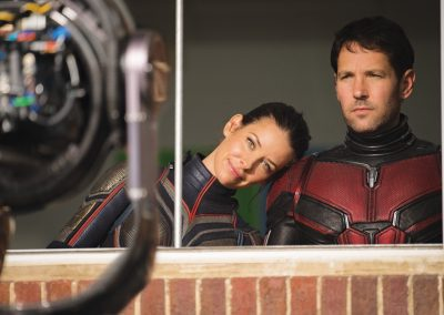 Ant-Man and the Wasp: Big Action, Small Heroes