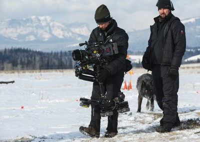 The Revenant: Shooting In the Elements